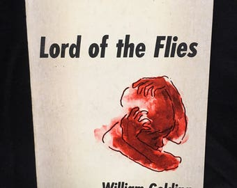 Lord of the Flies by William Golding - 1959 paperback
