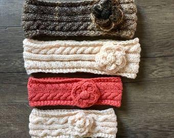 Knit Headband / Ear Warmer