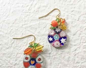 Glass Earrings from Hawaii