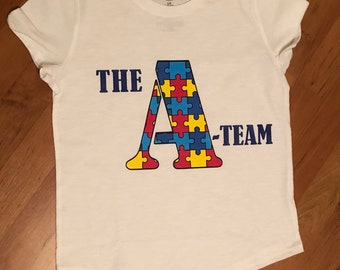 Autism Awareness -The A Team