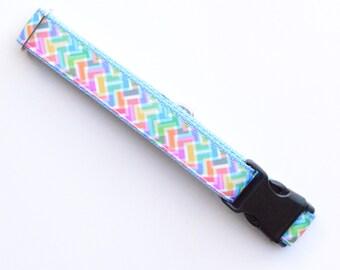 Watercolor // Dog Collar