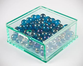 Acrylic Boxes | Small Display Boxes | Perspex Containers | Premium Perspex Acrylic | Manufactured in the UK