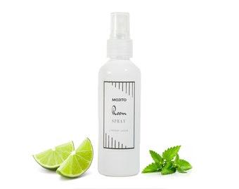 Mojito Room Spray, Mojito Air Freshener, Air Freshener, Vegan Air Freshener, Room Spritz, Home Fragrance, Mojito Scent, Fruity Room Spray