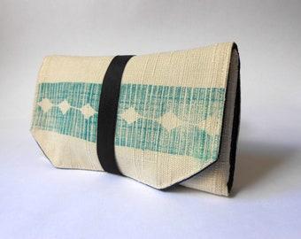 Tobacco pouch - cotton. Unique piece