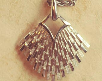 Trifari Sheild Necklace