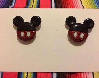 Disney Inspired Mickey Mouse earrings