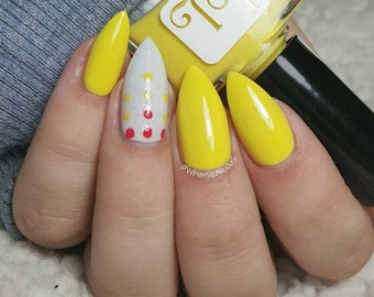Daffodil Dakota by Lucky Lacquer, 5-Toxin Free Nail Polish