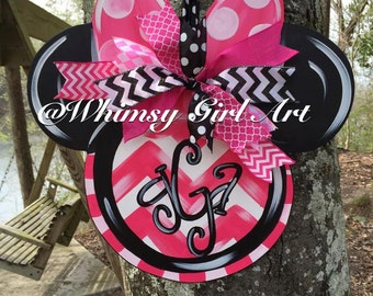 Minnie Mouse Door Hanger