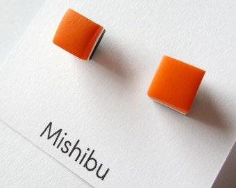 Orange 'CANDY' Earrings