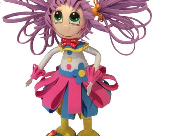 Gift Clown Doll