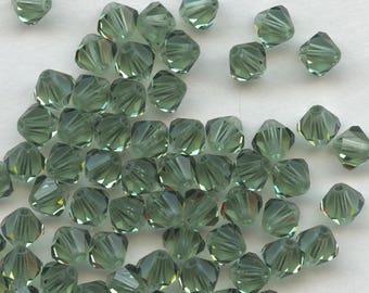 T4 5301 ER *** 20 bicone beads crystal Swarovski 5mm ERINITE