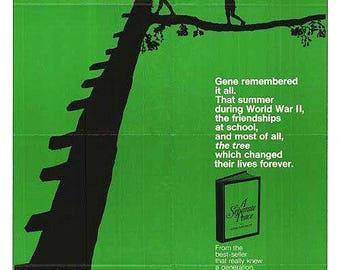 A Separate Peace DVD 1972 Very Rare Parker Stevenson Larry Peerce