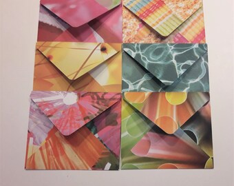 Medium and Small Handmade Envelopes