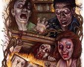 The Evil Dead Montage - A...
