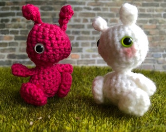Tiny buggy Grublies (sold seperatley )