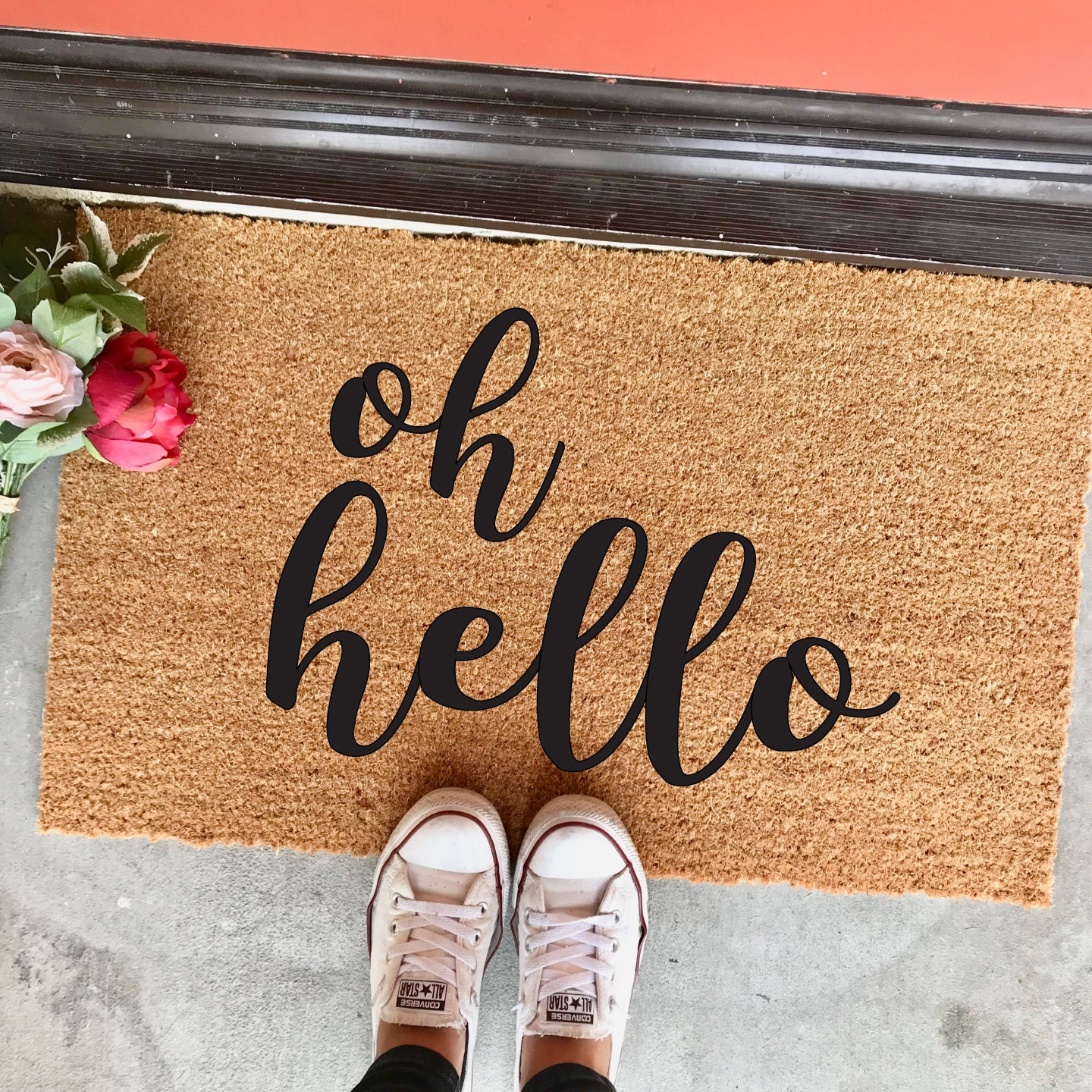 home ideas and collection door placed style front mats mat cute