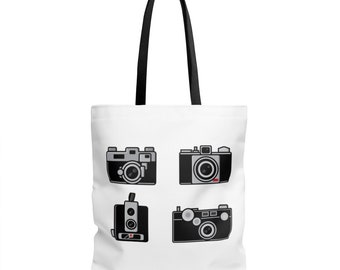 Film camera Tote Bag