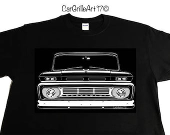 1962 Chevy Truck C10, Pickup, Chevy Truck. Suburban T-Shirt