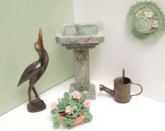 Garden Miniatures, Dollhouses, Fairy Garden Miniatures
