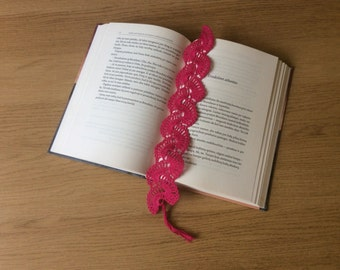 Beautiful, Delicate, Lace crochet bookmark, Reader gift,Christmas gift