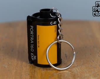 Portra 160 Keychain