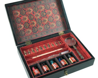 Trianon Travel Calligraphy Set