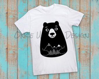 Bear hug tshirt