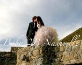 Wedding Dress Skirt Tulle...