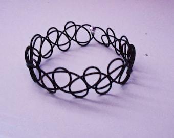90's Tattoo Bracelet or Ring