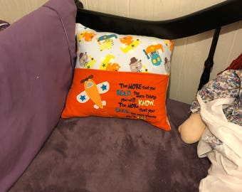 Flying Aces Reading Pillow