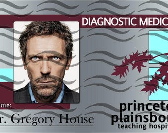 Badge Dr. House
