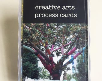 Creative Arts Process Cards