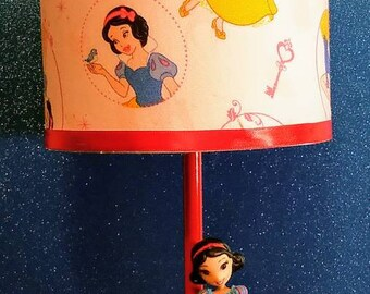 SNOW WHITE LAMP