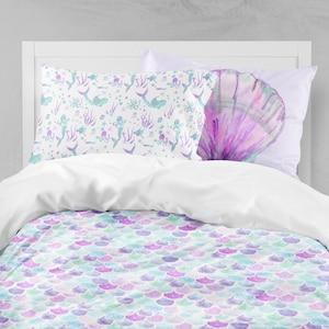Mermaid Comforter Etsy