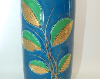 ROSENTHAL-NETTER art modern pottery vase c. 1950