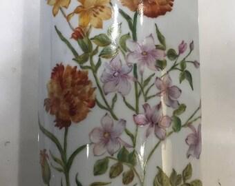 Kaiser Porcelain Hand Painted Artist Signed Vase