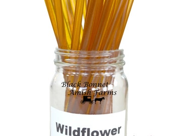 50 Flavored Honey Sticks, choose your flavor or mixed flavors Sale