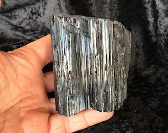 Black Tourmaline From Brazil 492 Grams