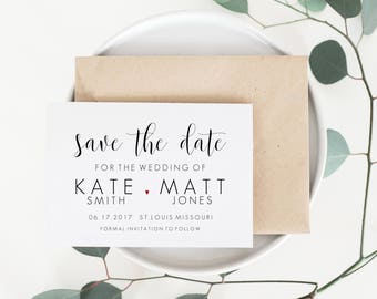 Printable Save The Date. Save The Date Cards. Save The Date Printable. DIY Save The Date. Dave The Date Digital. Personalized Save The Date.