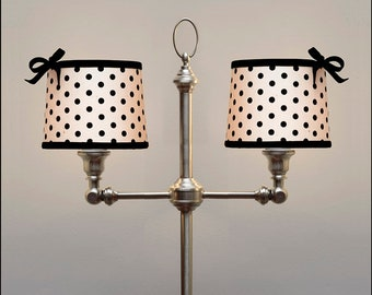 "Lamp Shade: Chandelier Sconce Shade ""Rose Marie"""