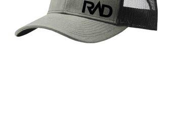 RAD hat, rad hat, Custom hat