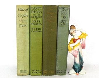 Peter B. Kyne 4 Book Group - 1916-1928