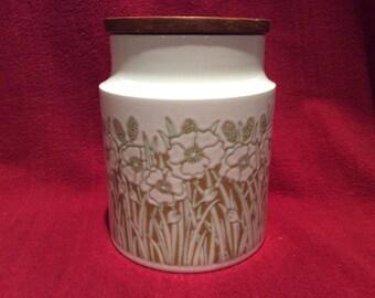 Hornsea Fleur Plain Storage Jar