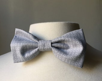 Grey binary code bowtie