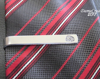 Volkswagon Bus, VW Tie Bar, VW Bus Tie Clip, VW Bus Wedding Gift, Personalized Tie Clip, Custom Tie Bar, Groom Gift, Father of the Bride