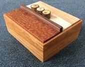 Cherry Keepsake Box