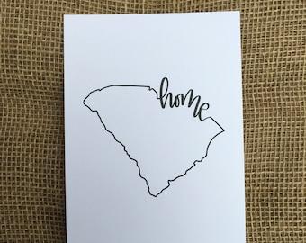 Home Series - South Carolina