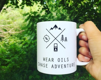 Wear Oils Case Adventure Mug