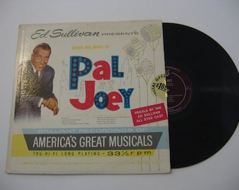 Ed Sullivan - Presents Pay Joey - Circa 1959