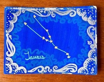 Taurus Constellation Sticker